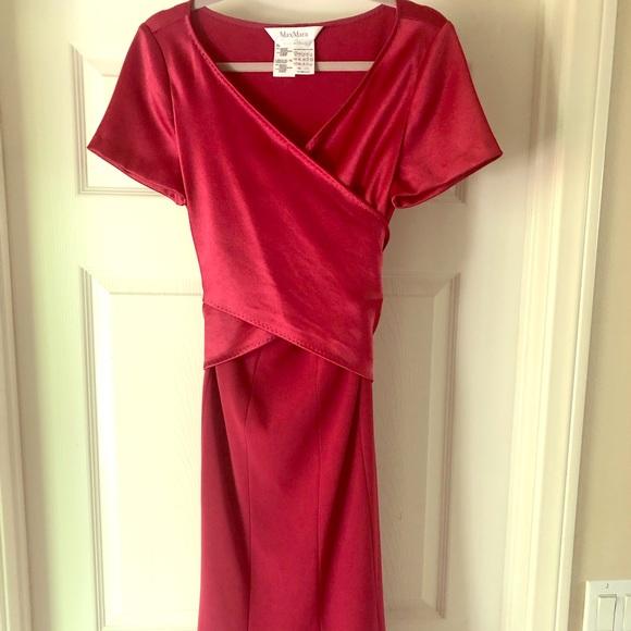 MaxMara Dresses & Skirts - MaxMara Gorgeous Wrap Dress